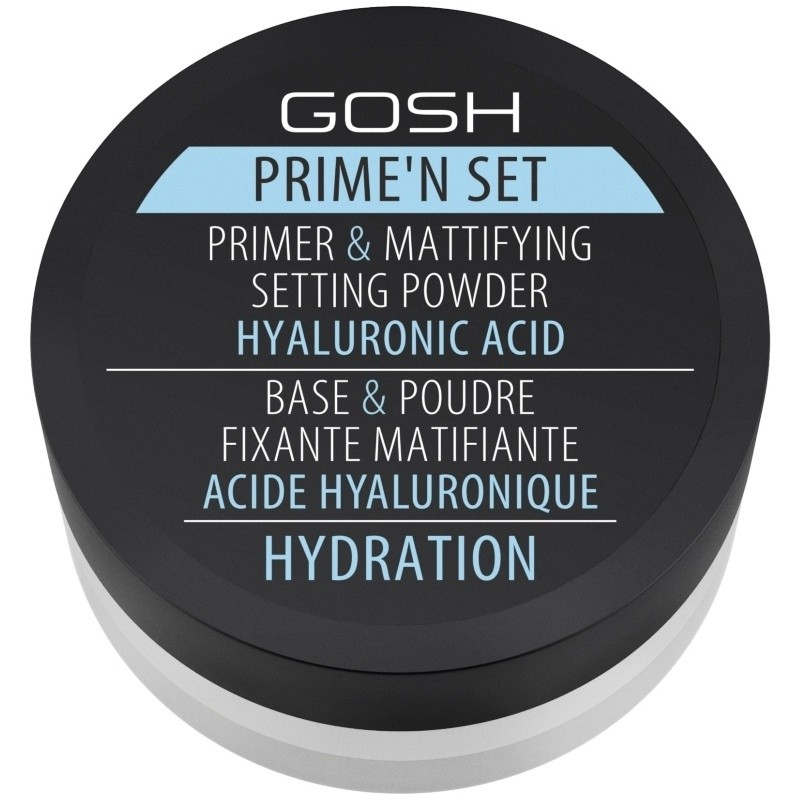 GOSH Prime'N Set Primer & Mattifying Setting Powder
