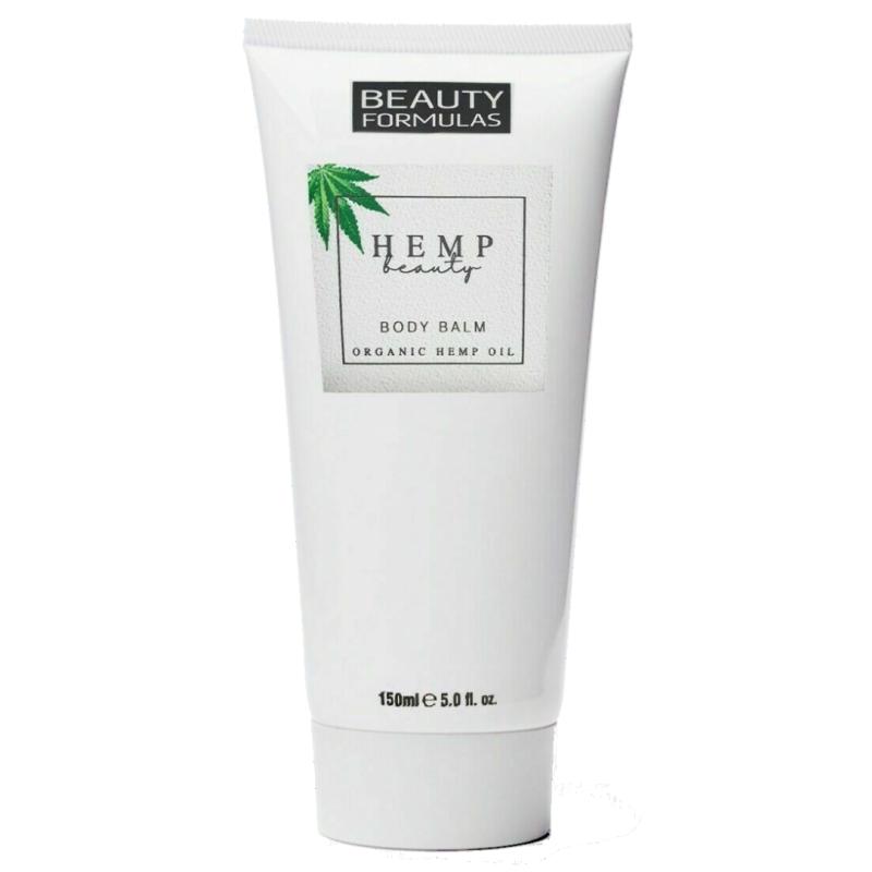 Beauty Formulas Organic Hemp Oil Body Balm