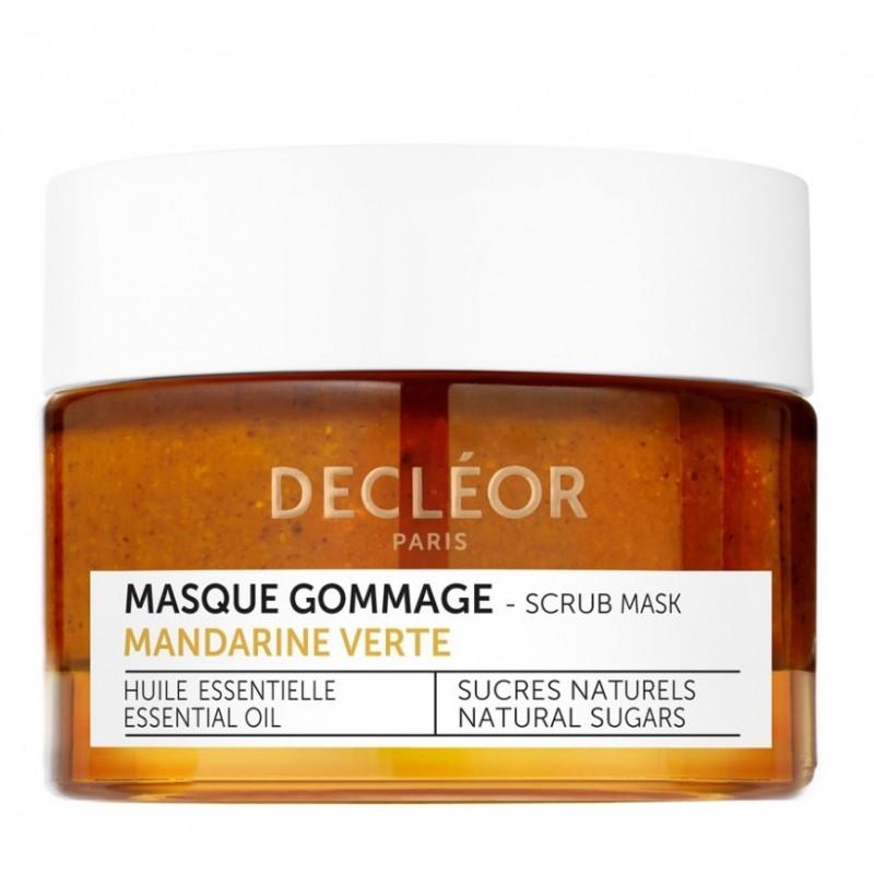 Decleor Green Mandarin Face Scrub