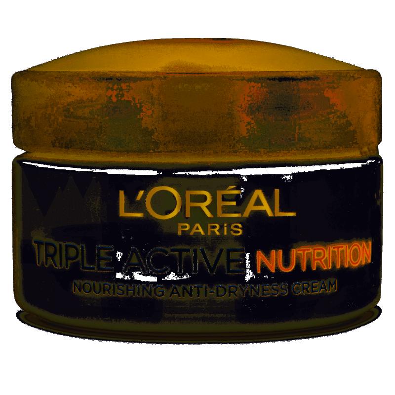 L'Oreal Triple Active Nutrition Cream