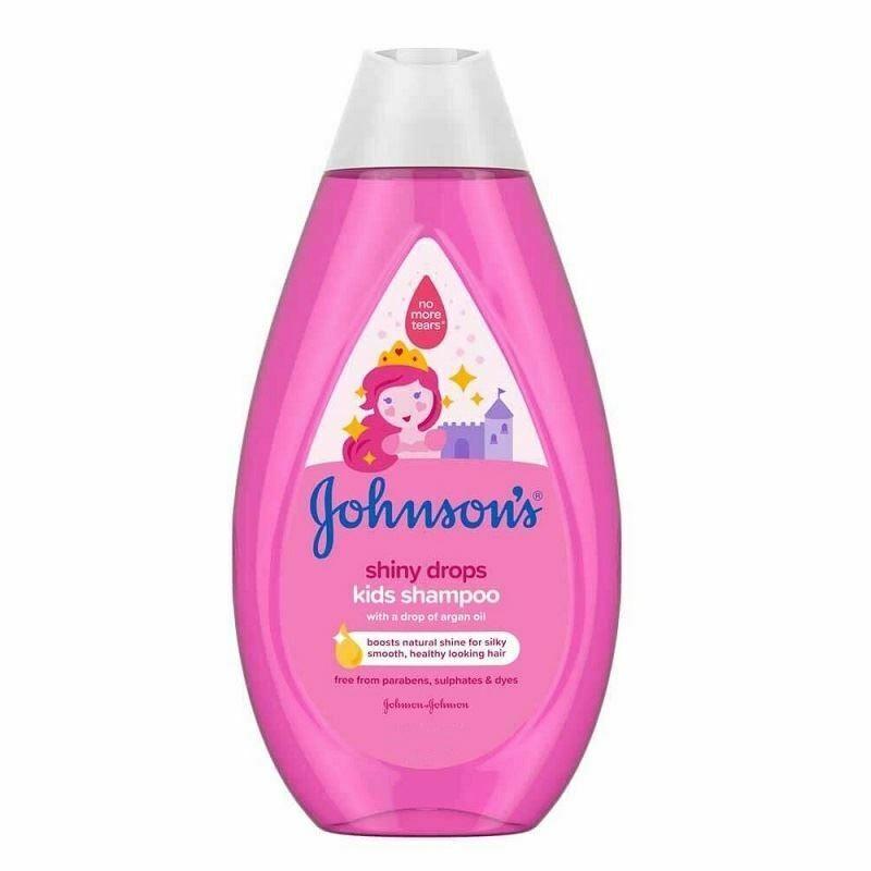 Johnson's Kids Shampoo Shiny Drops