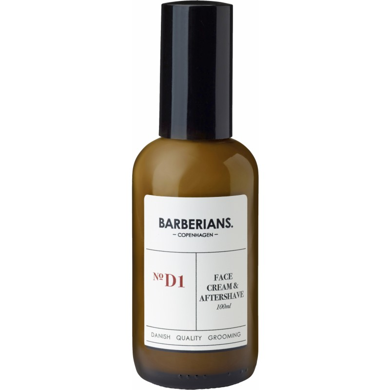 Barberians Face Cream & Aftershave