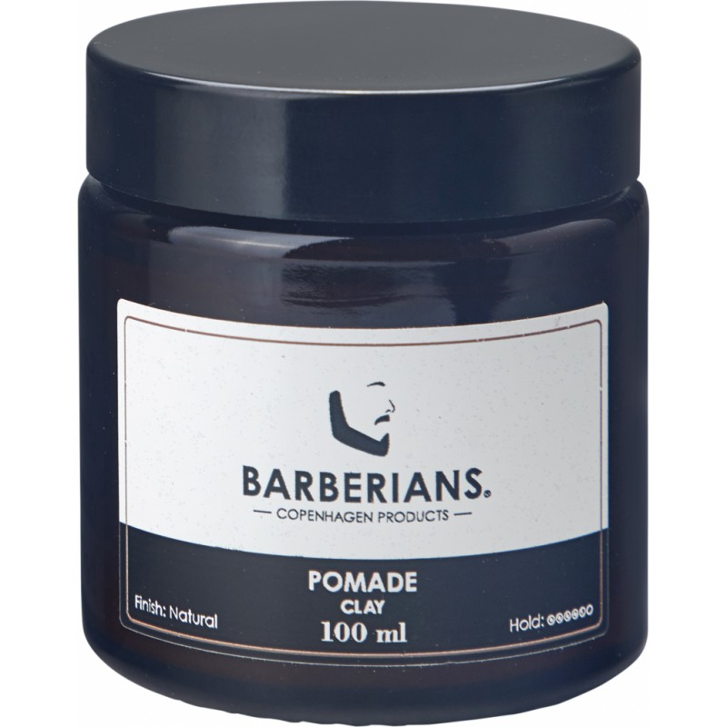 Barberians Pomade Clay
