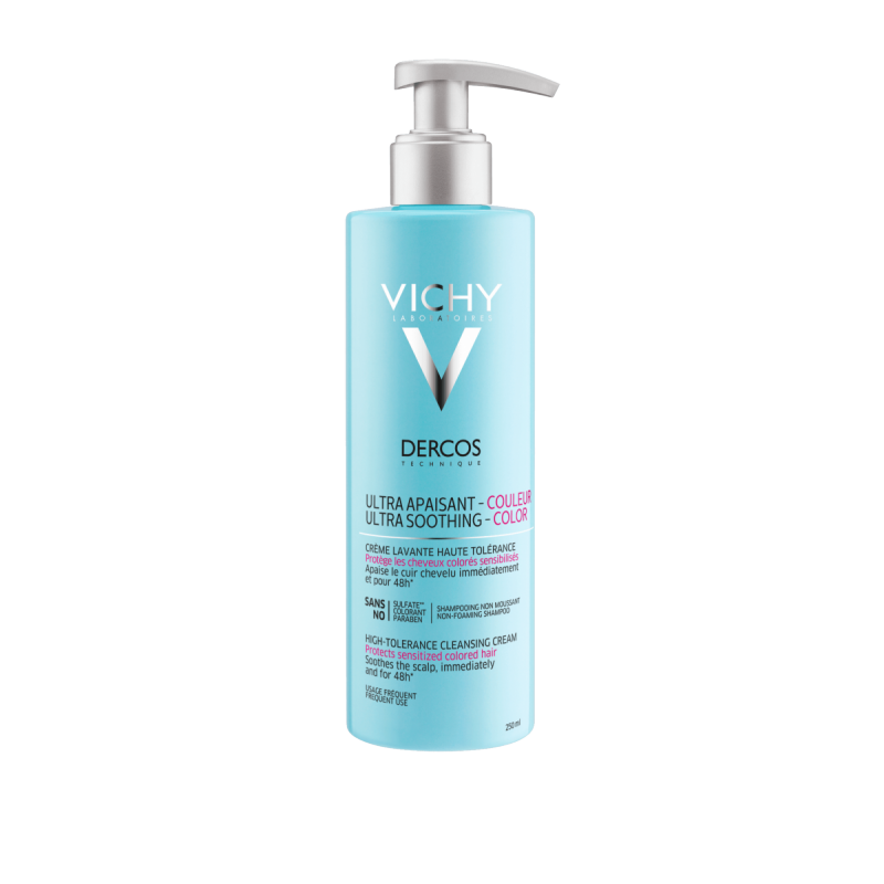 Vichy Dercos Ultra Soothing Cleansing Cream