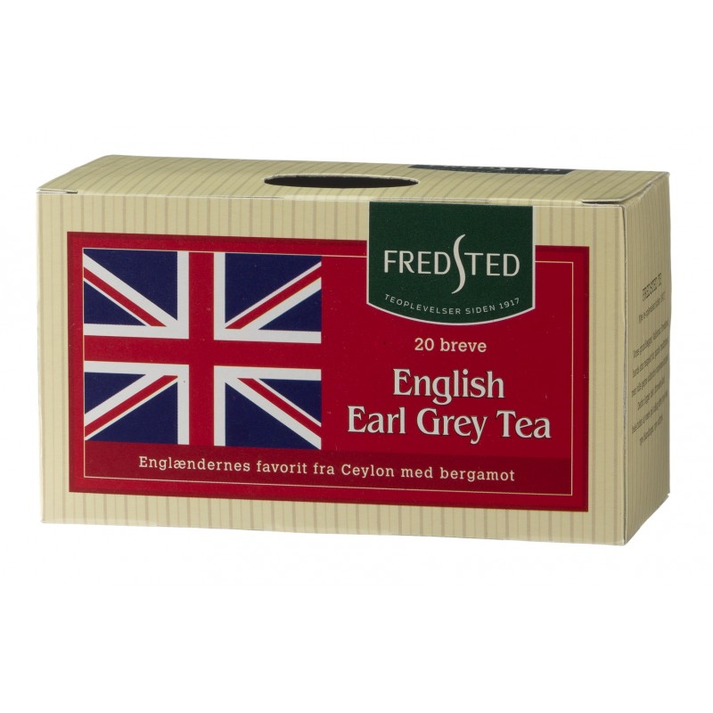 Fredsted English Earl Grey Tea