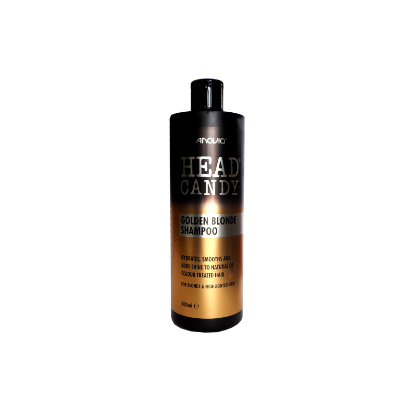 Anovia Head Candy Golden Blonde Shampoo