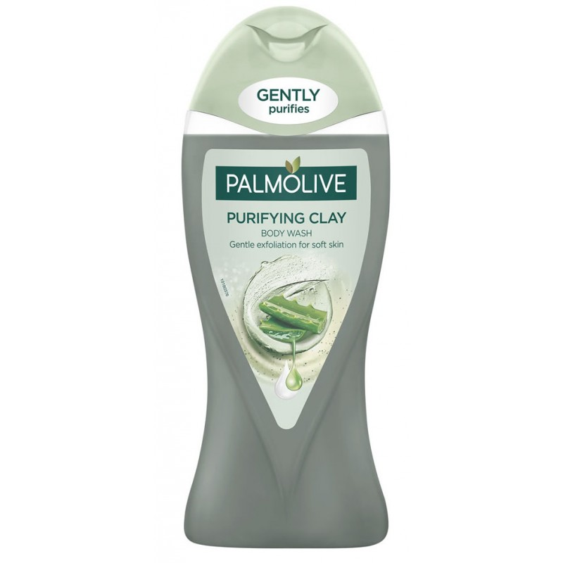 Palmolive Purifying Clay Body Wash