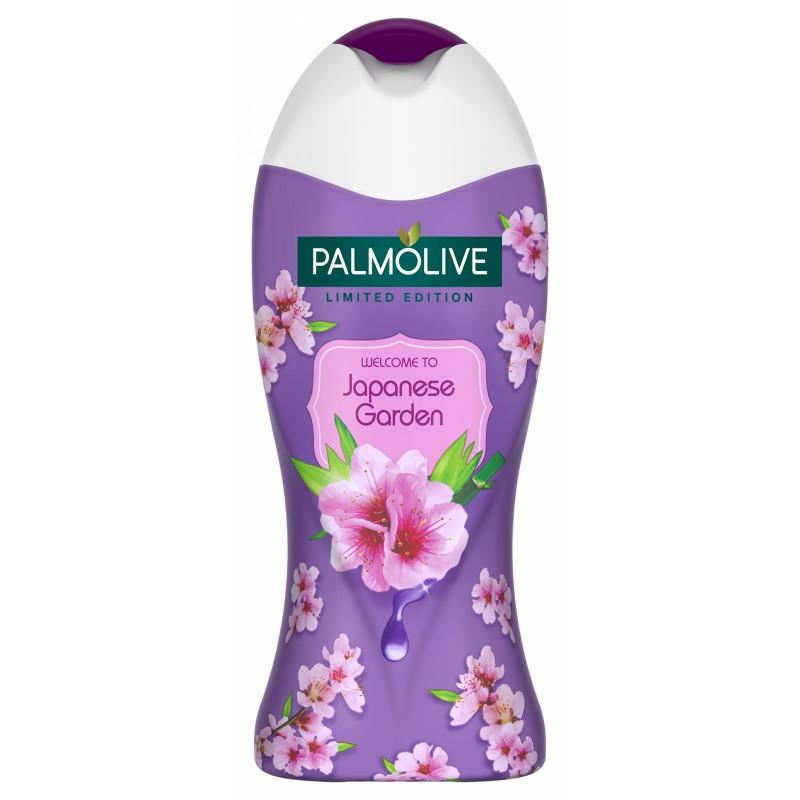 Palmolive Japanese Garden Shower Gel