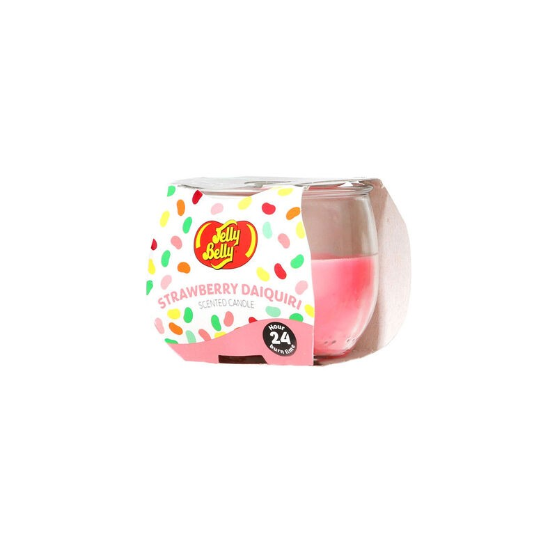 Jelly Belly Strawberry Daiquiri Scented Candle