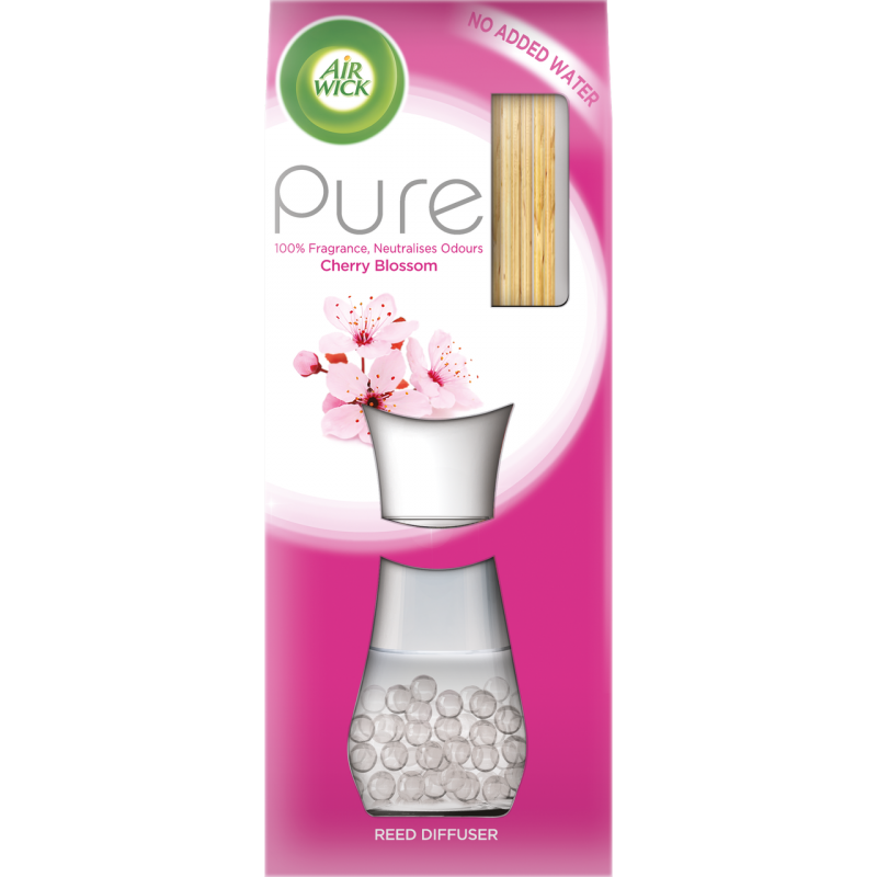 Air Wick Reed Diffuser Pure Cherry Blossom