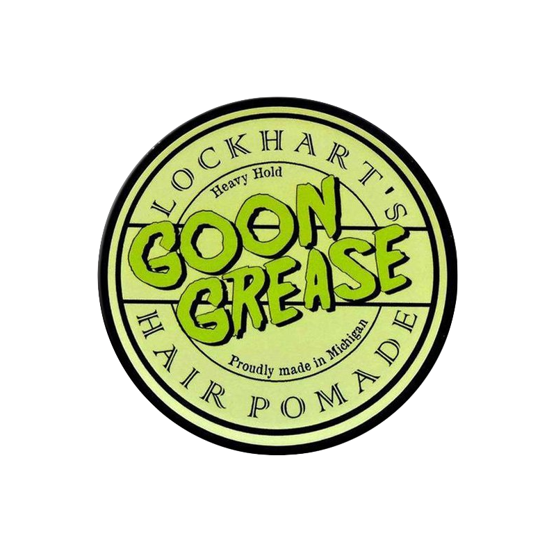 Lockhart's Heavy Hold Goon Grease Hair Pomade