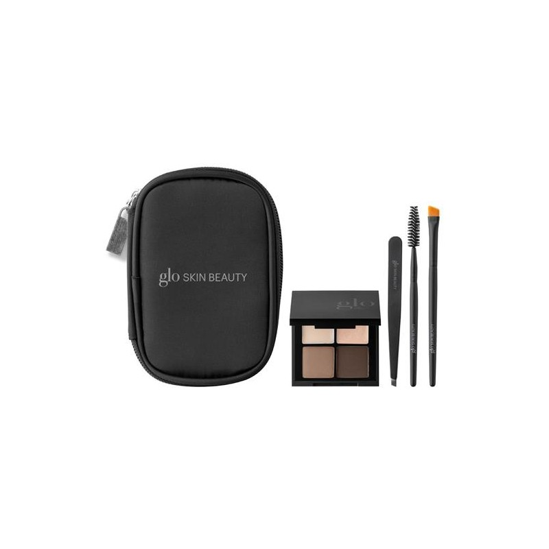 Glo Skin Beauty Brow Collection Brown