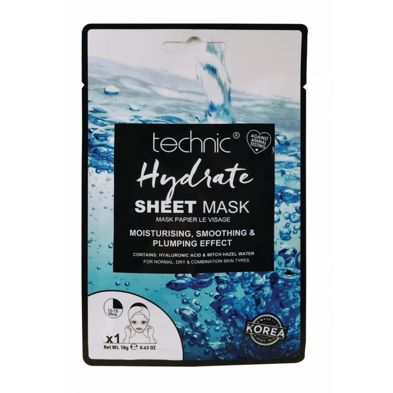 Technic Hydrate Sheet Mask
