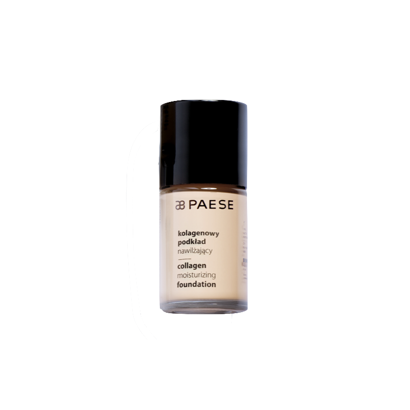 Paese Collagen Moisturizing Foundation 300N Vanilla
