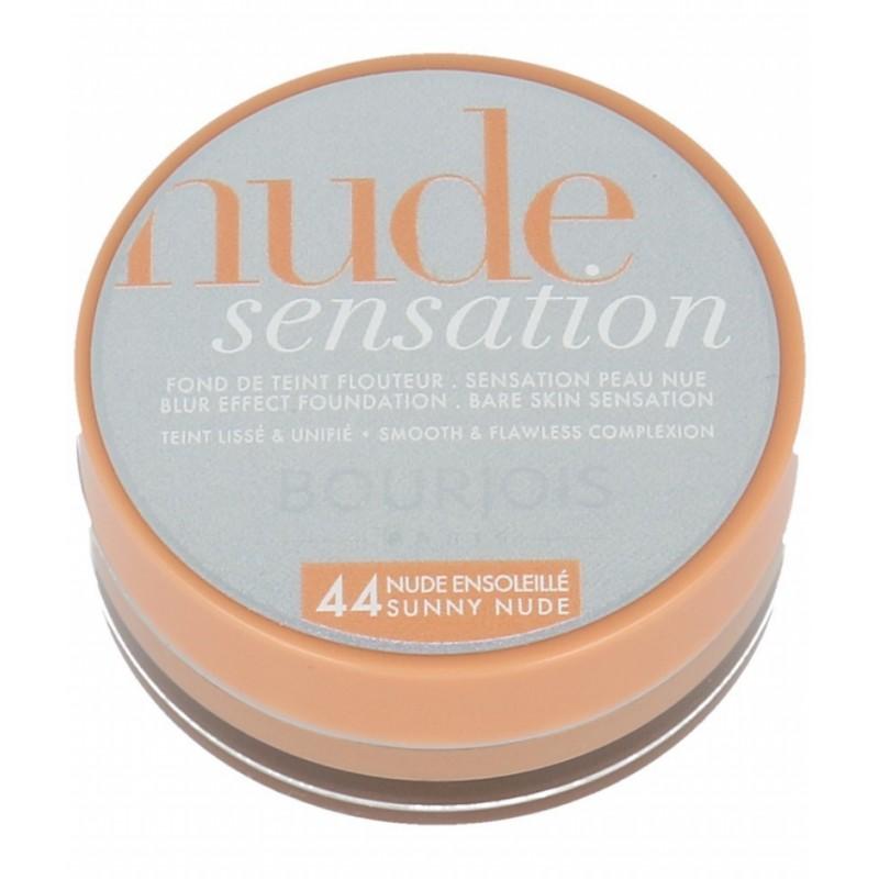 Bourjois Nude Sensation Foundation 44 Sunny Nude