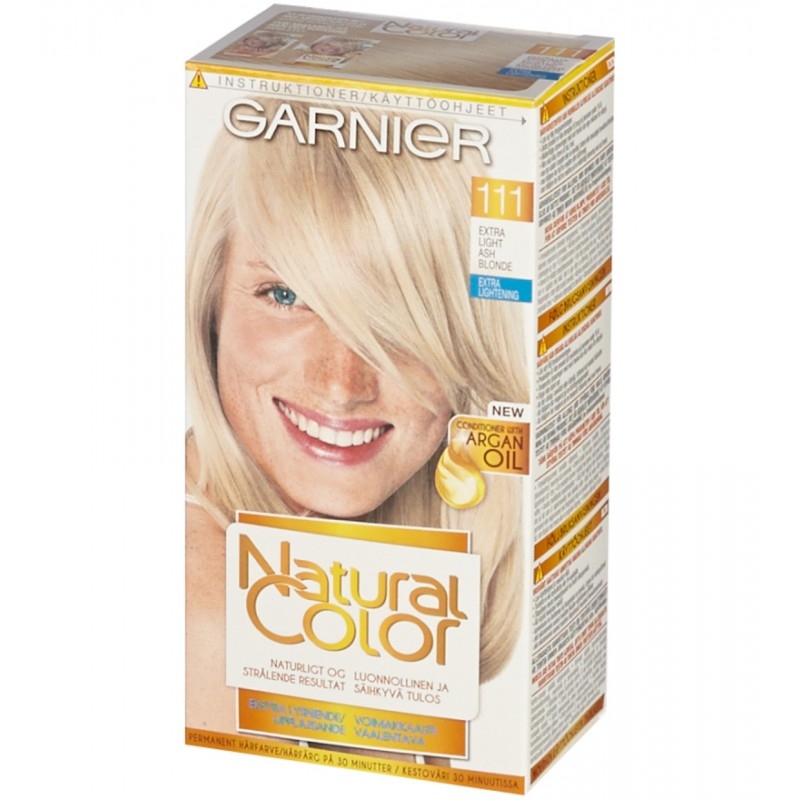Garnier Garnier Natural Color 111 Extra Light Ash Blonde