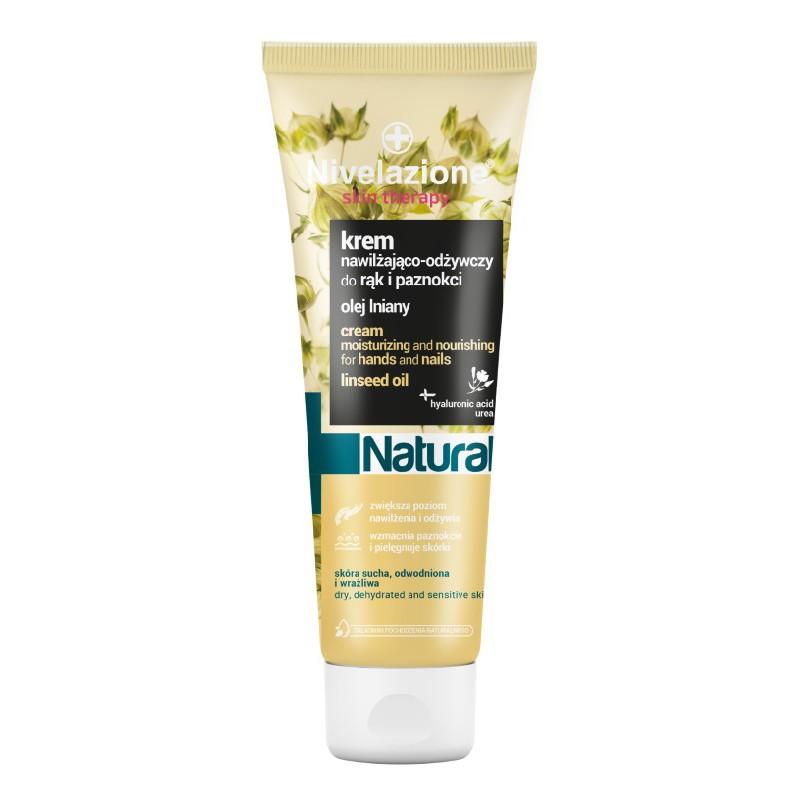 Nivelazione Skin Therapy Moisturizing & Nourishing Hand Cream