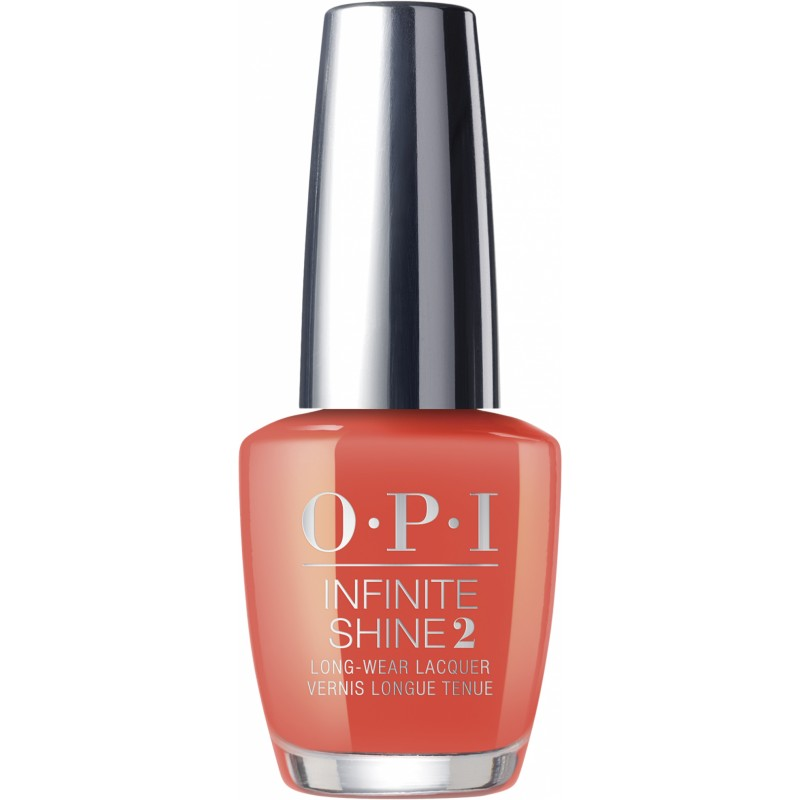 OPI Infinite Shine Tempura-ture Is Rising