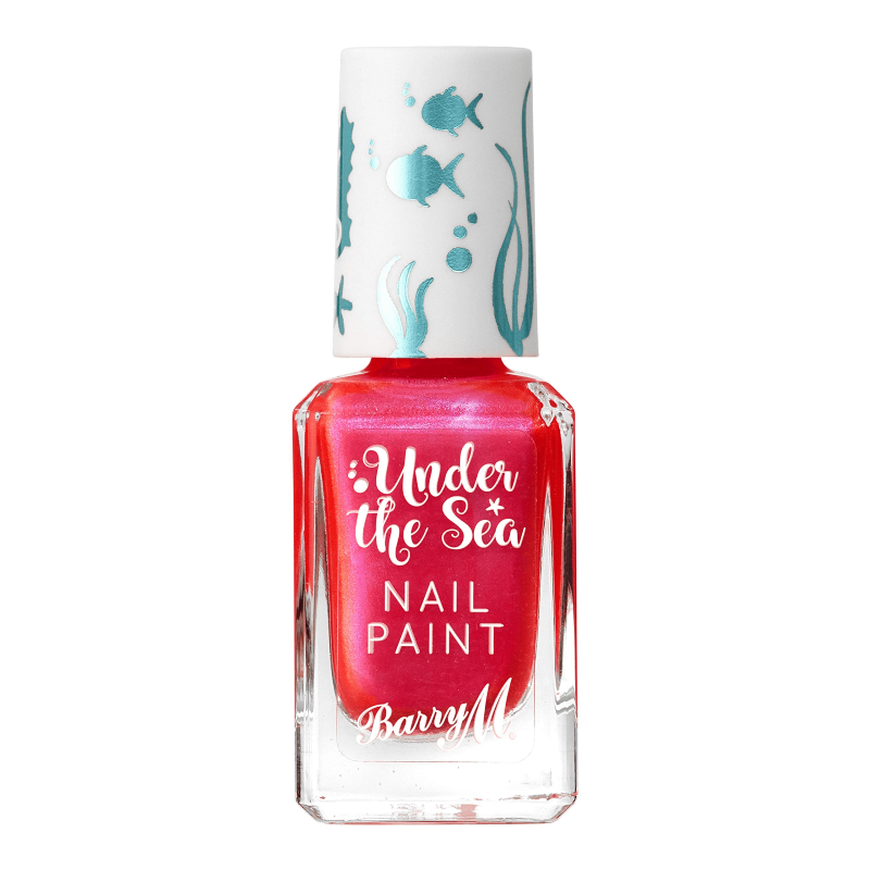 Barry M. Under The Sea Nail Paint 10 Coral Reef