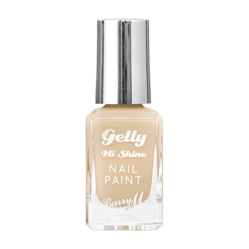 Barry M. Gelly Nail Paint 62 Iced Latte