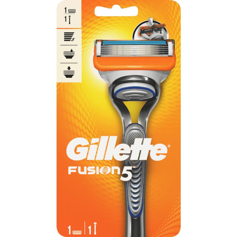 Gillette Fusion 5 Razor & Razor Blade