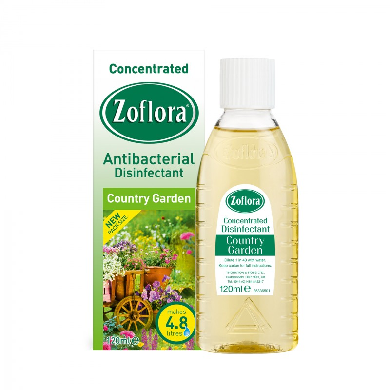 Zoflora Concentrated Disinfectant Country Garden