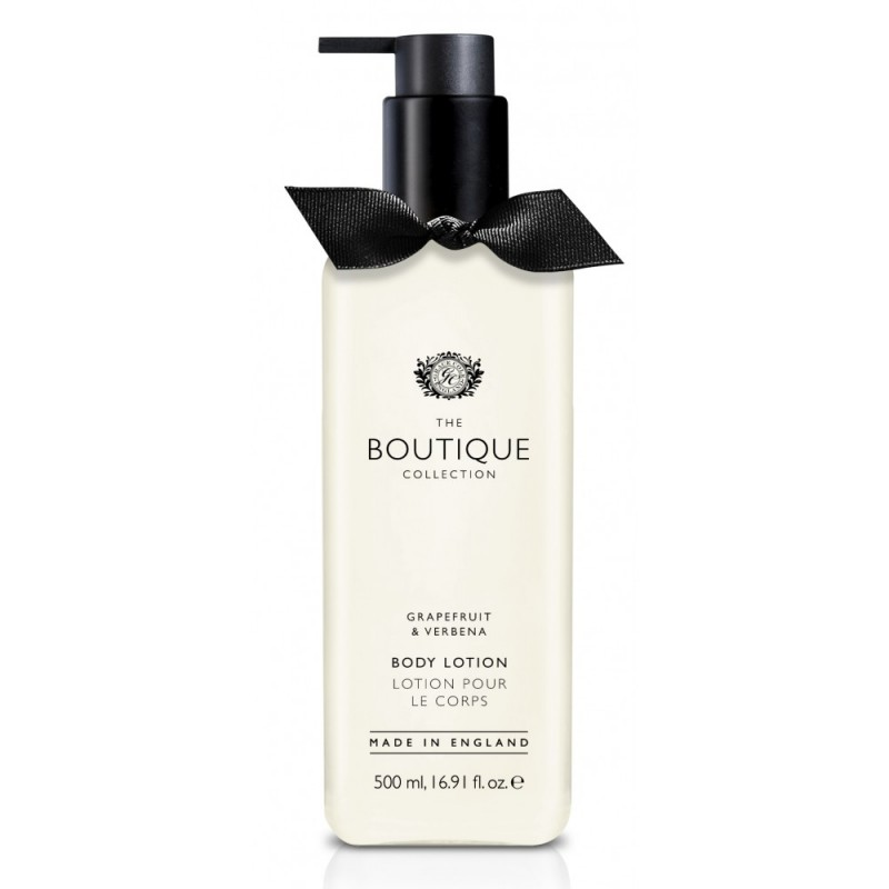 The Boutique Collection Grapefruit & Verbena Body Lotion