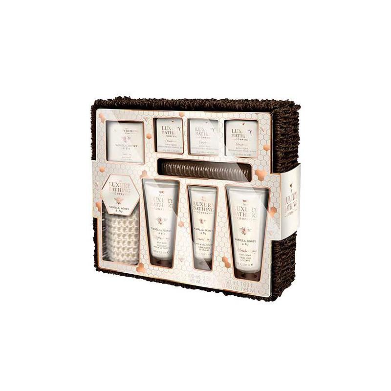 Grace Cole Serenity Vanilla, Honey & Fig Bathing Set