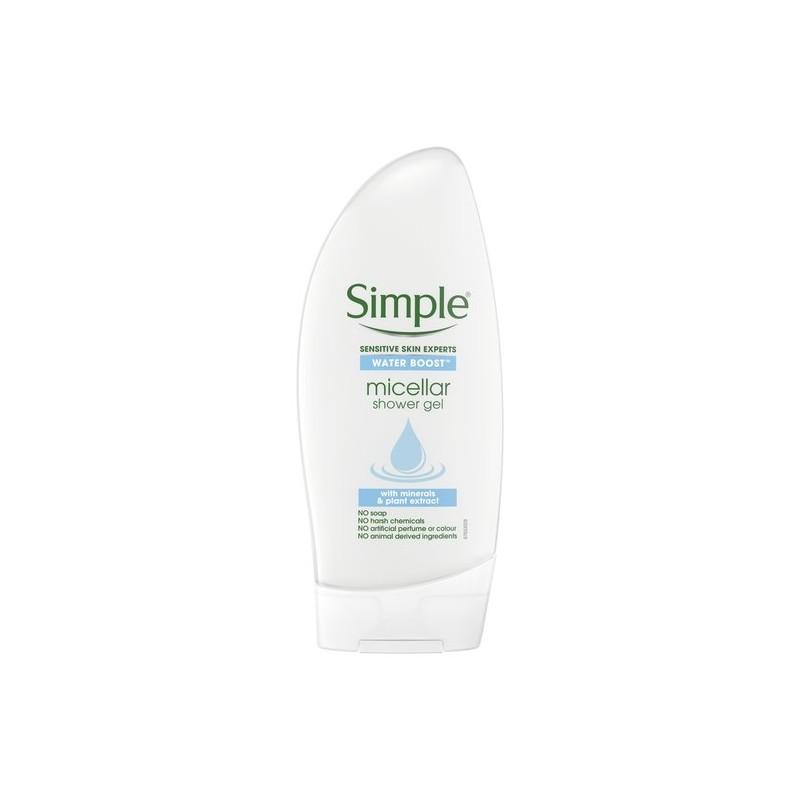 Simple Micellar Shower Gel