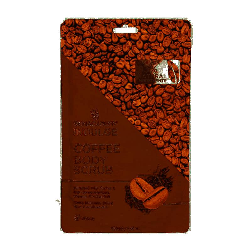 Skin Academy Indulge Arabica Coffee Body Scrub