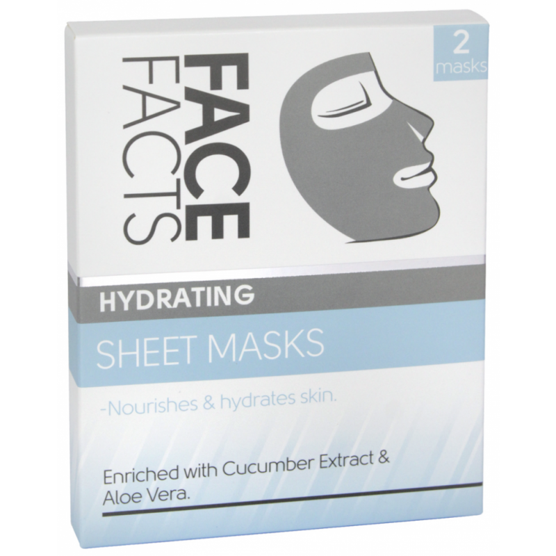 Face Facts Hydrating Sheet Masks
