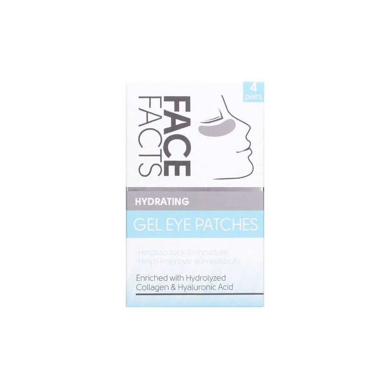 Face Facts Hydrating Gel Eye Patches