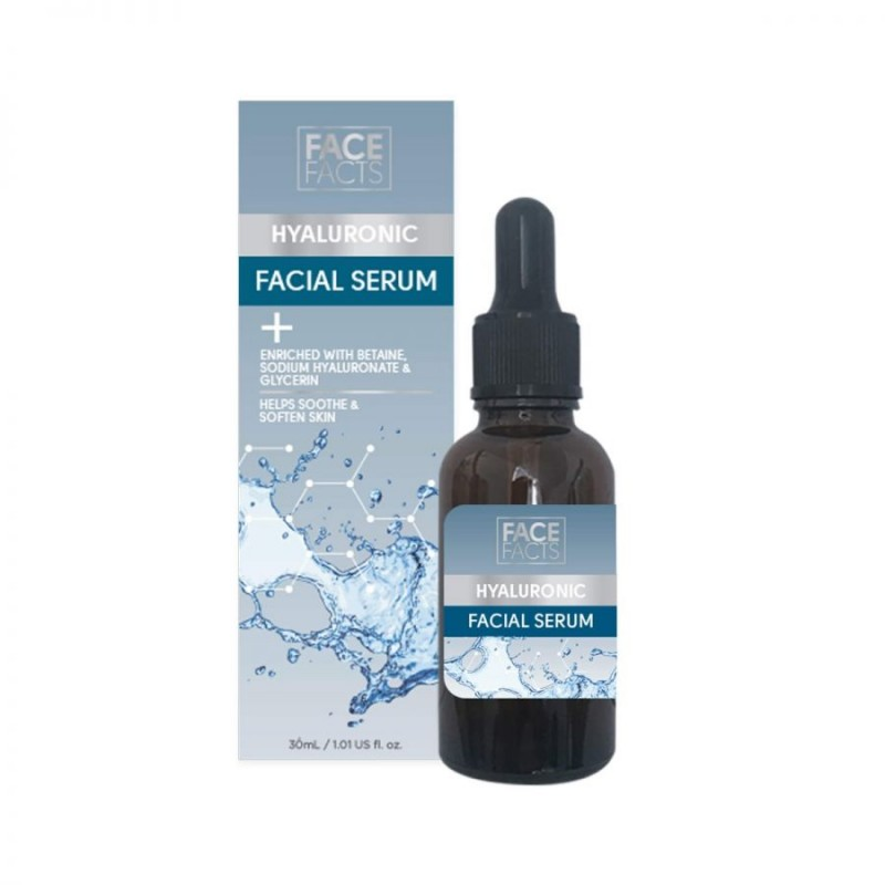 Face Facts Hyaluronic Face Serum