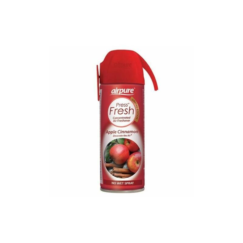 Airpure Press Fresh Apple Cinnamon