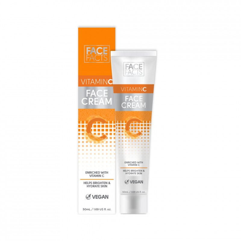 Face Facts Vitamin C Face Cream
