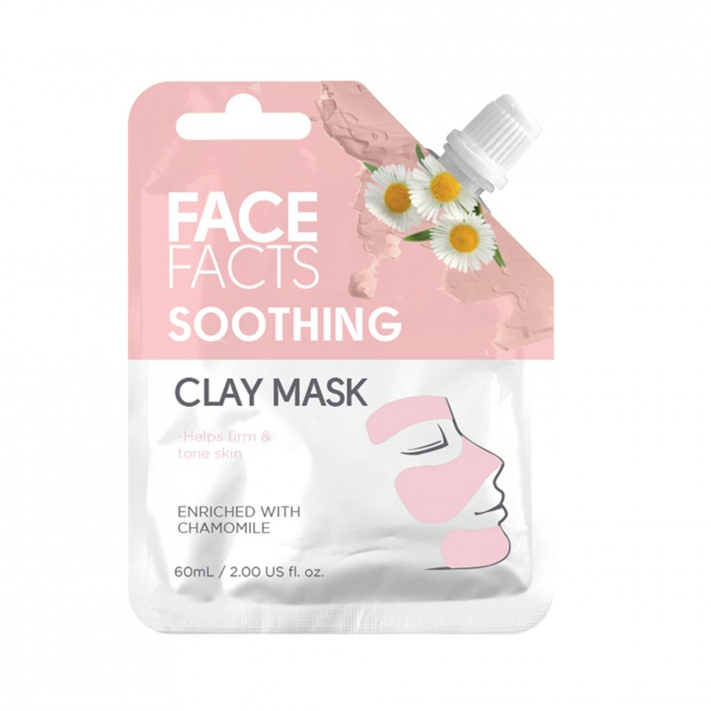 Face Facts Soothing Clay Mask