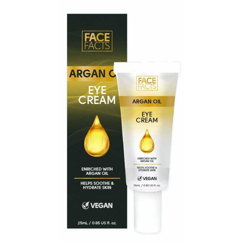 Face Facts Argan Oil Eye Cream