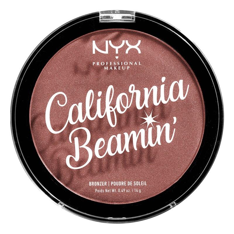 NYX California Beamin' Bronzer Beach Bum
