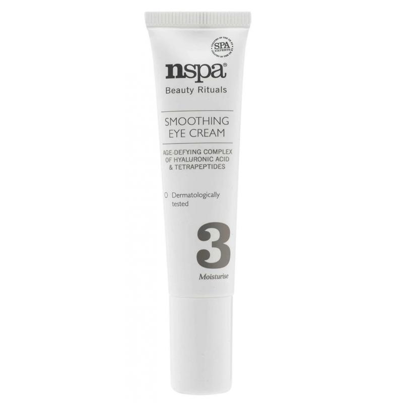 nspa Smoothing Eye Cream