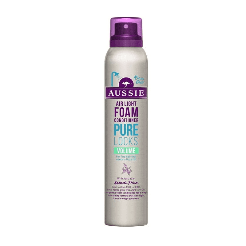 Aussie Pure Locks Volume Foam Conditioner