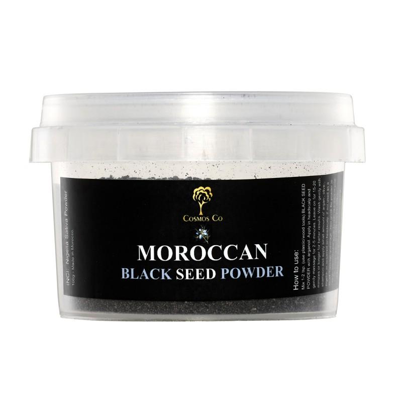Cosmos Co Moroccan Black Seed Powder