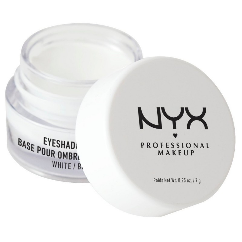 NYX Eyeshadow Base White