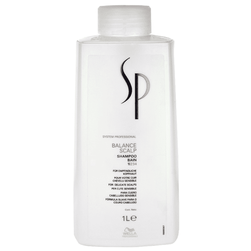 Wella Sp Balance Scalp Shampoo
