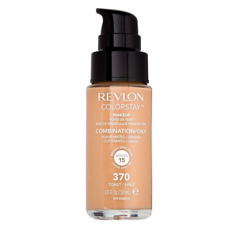 Revlon ColorStay Combination & Oily Skin 370 Toast