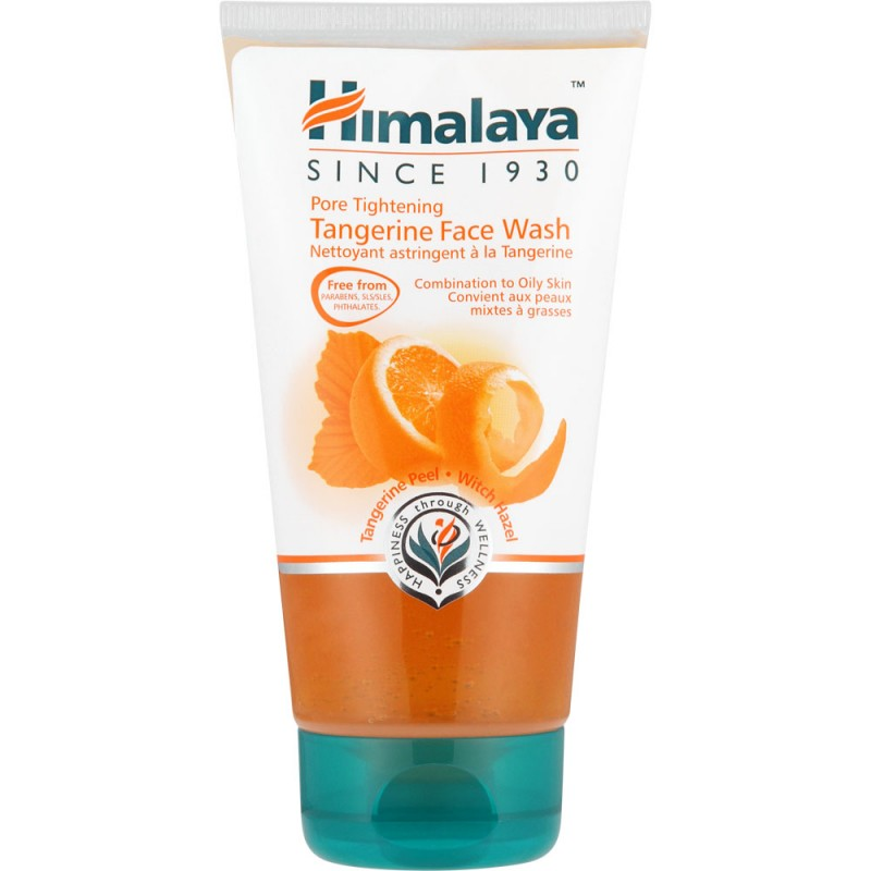 Himalaya Pore Tightening Tangerine Face Wash