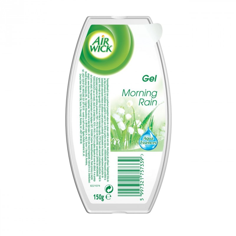 Air Wick Odour Stop Gel Morning Rain