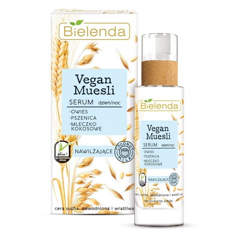 Bielenda Vegan Muesli Moisturizing Serum