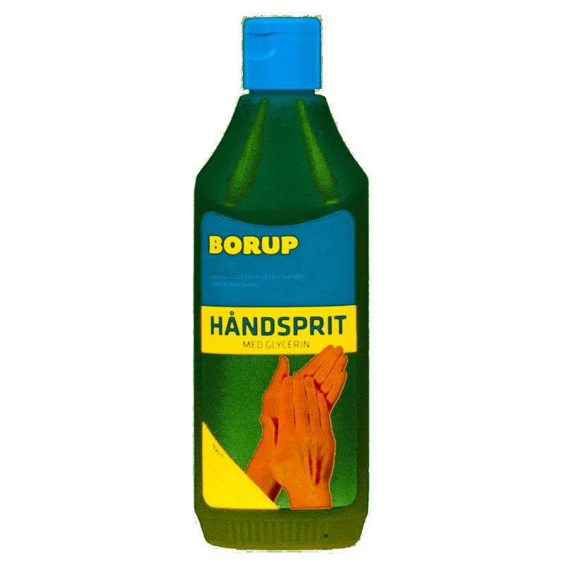 Borup Hand Sanitizer 85% with Glycerin