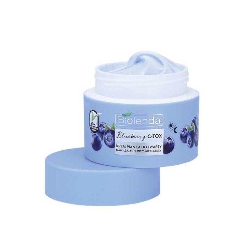 Bielenda Blueberry C-TOX Moisturizing & Illuminating Facial Cream