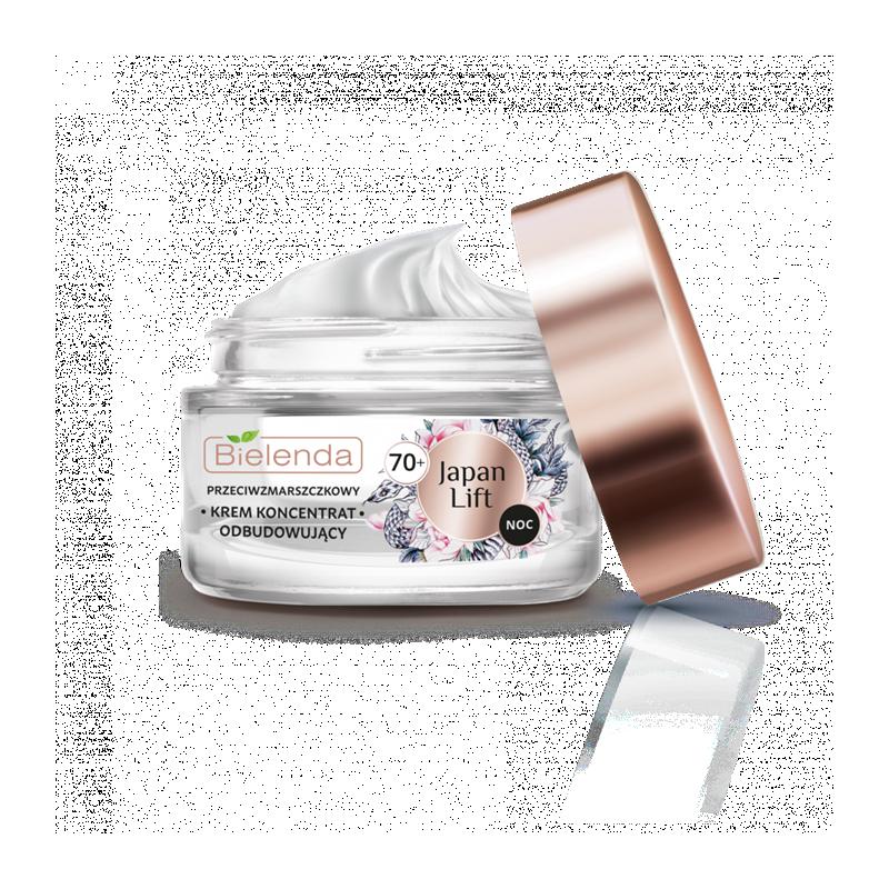Bielenda Japan Lift Anti-Wrinkle Night Cream 70+